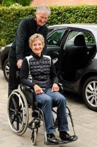 koelvest rolstoel